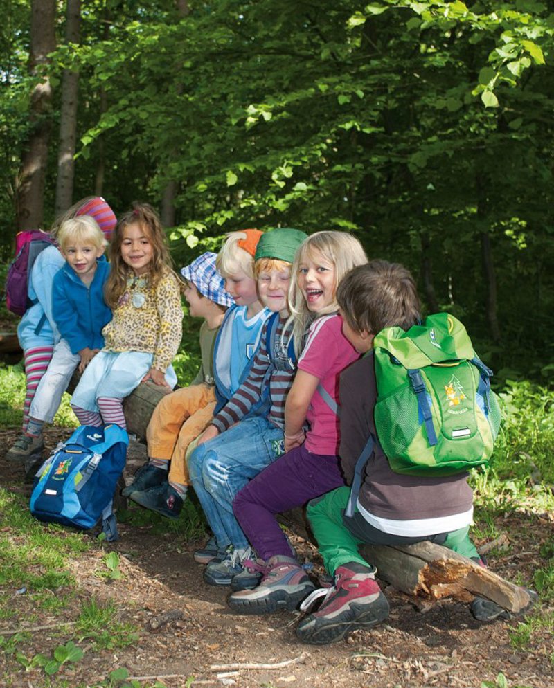 Deuter Waldfuchs 10l Green Backpack Always With Kids